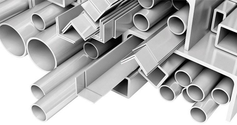 Standardní hliníkové profily pro široké použití